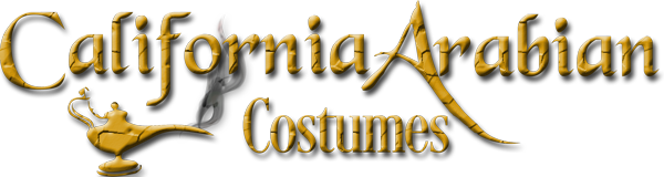 California Arabian Costumes